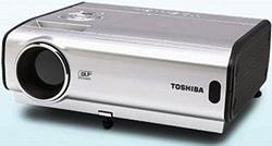 Ультрасовременный проектор от Toshiba