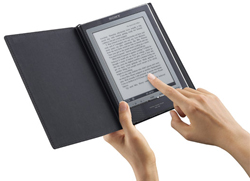 Sony PRS-700 - Book Reader, созданный, чтобы удивлять