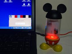 Disney Mickey USB Email Alert – хорошее настроение с каждым новым письмом