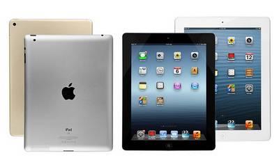 Apple iPad 3 официально стартовал в России